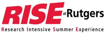 Research Intensive Summer Experience (RISE) at Rutgers